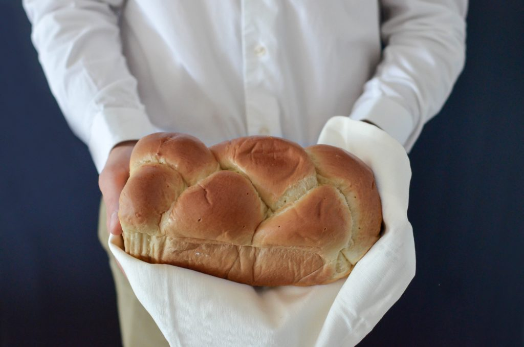 Une brioche faite maison ou à retirer en click and collect